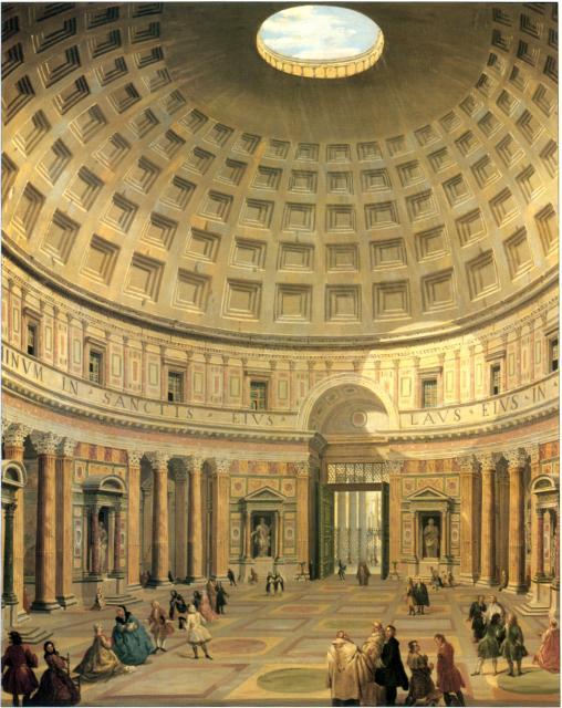 History of interior design rome for Greek interior design history