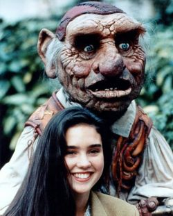 Archive jim henson childrens media pioneer mediaartiststudio with labyrinth jim hensons creature shop would continue to expand their experiments most in their second lead character hoggle voltagebd Choice Image